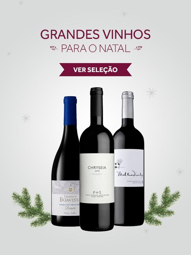 grandes vinhos de Natal Garrafeira Soares