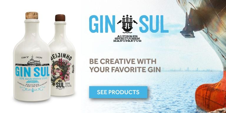 Pack Gin Sul