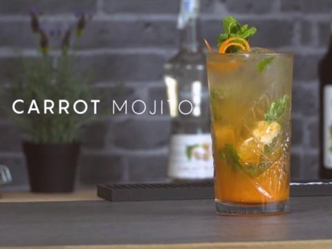 Carrot Mojito