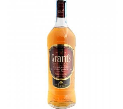 WHISKY GRANT'S 1 L