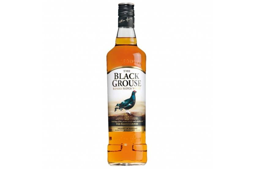 Whisky Famous Black Grouse 70 Cl