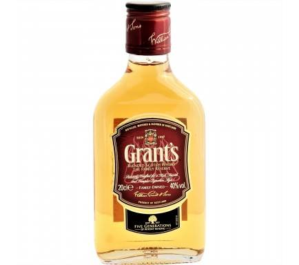 WHISKY GRANT'S 20 CL