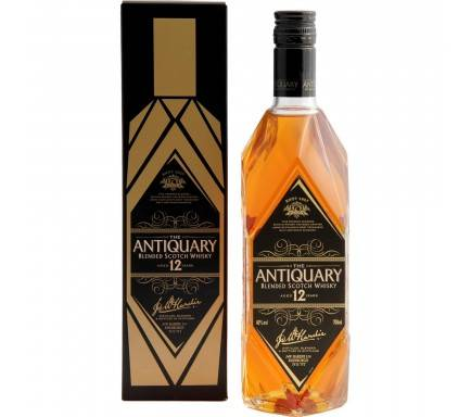 Whisky Antiquary 12 Anos 70 Cl