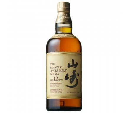 Whisky Japonês Yamazaki 12 Anos 70 Cl