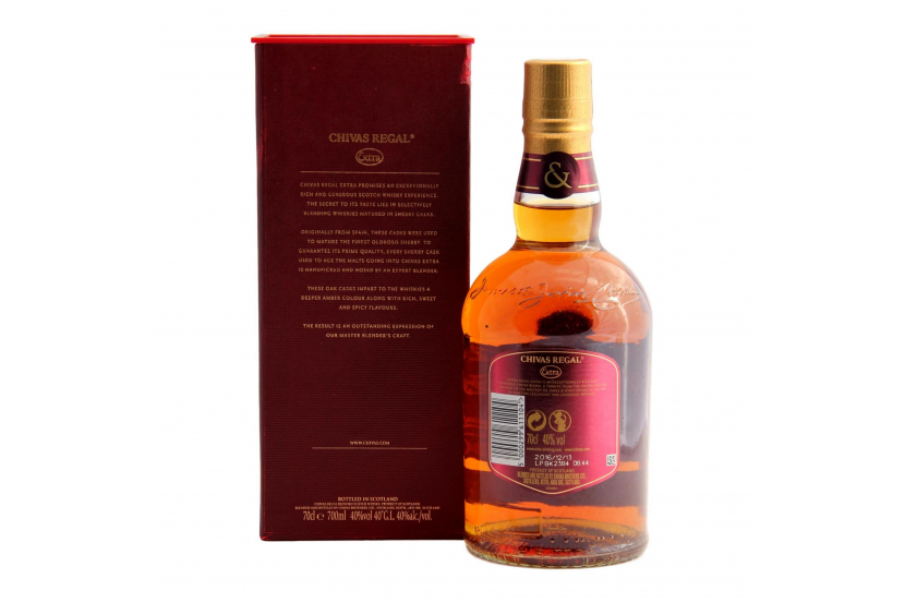 Whisky Chivas Regal Extra 70 Cl