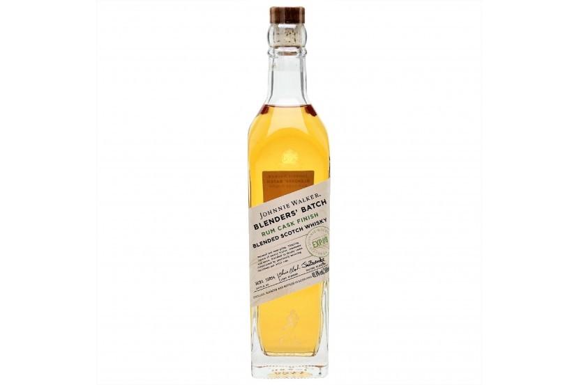 Whisky Johnnie Walker Rum Cask Finish 50 Cl
