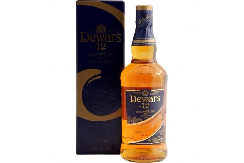 Whisky Dewar's 12 Anos 70 Cl