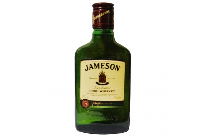 WHISKY JAMESON FRASCO 20 CL