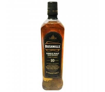 Whisky Malt Bushmill's 10 Years 70 Cl