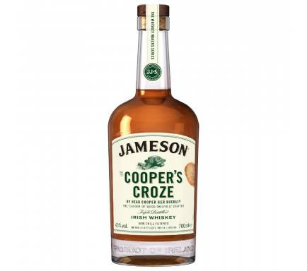 """WHISKY JAMESON MAKERS SERIES """"COOPER'S CROOZE"""" 70 CL"""