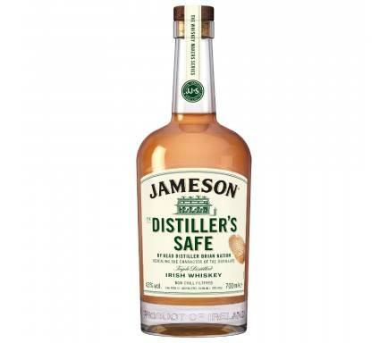 """WHISKY JAMESON MAKERS SERIES """"DISTILLER'S SAFE"""" 70 CL"""
