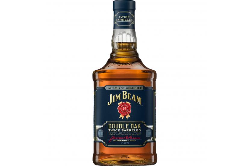 Whisky Jim Beam Double Oak 70 Cl
