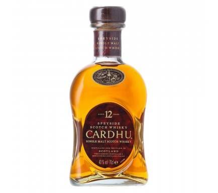 Whisky Malt Cardhu 70 Cl