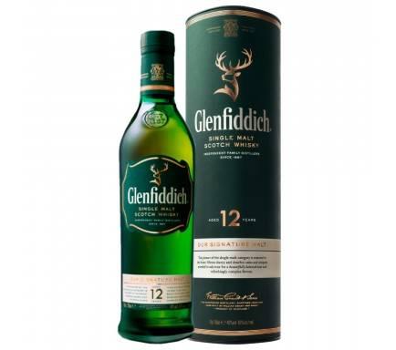 Whisky Malt Glenfiddich 12 Anos 70 Cl