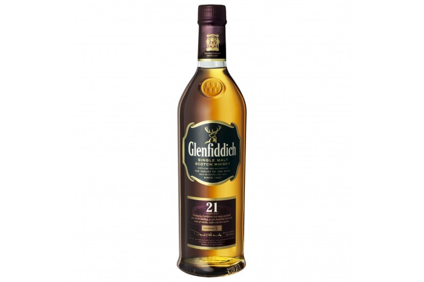 Whisky Malt Glenfiddich 21 Anos 70 Cl
