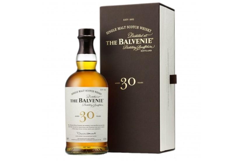 Whisky Malt Balvenie 30 Anos 70 Cl