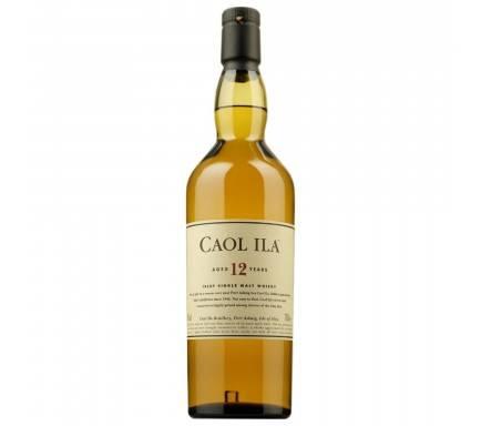 Whisky Malt Caol Ila 12 Anos 70 Cl