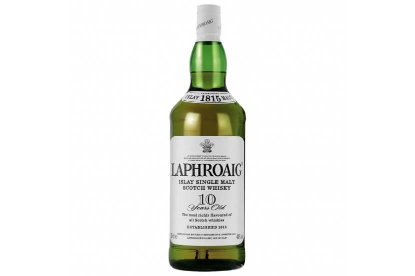 Whisky Malt Laphroaig 10 Years 70 Cl