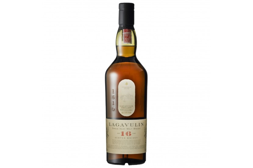 Whisky Malt Lagavulin 16 Anos 70 Cl