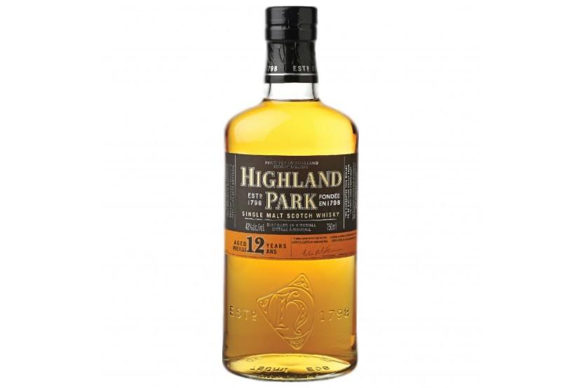 Whisky Highland Park 12 Anos 70 Cl