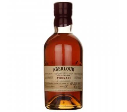 Whisky Malt Aberlour A'bunadh 70 Cl