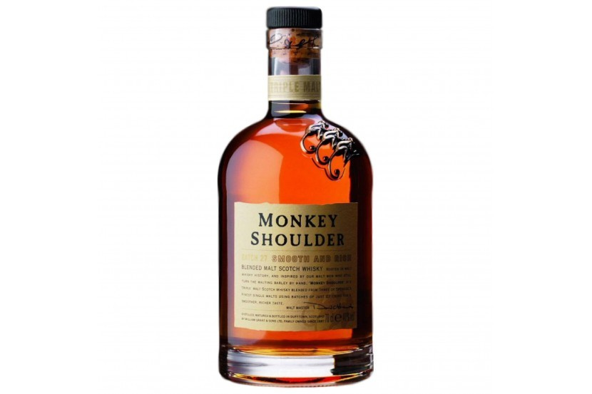Whisky Malt Monkey Shoulder 70 Cl