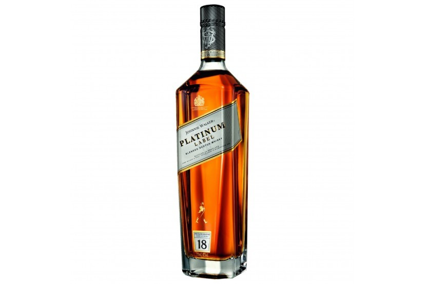 Whisky Johnnie Walker Platinum 18 Anos 70 Cl