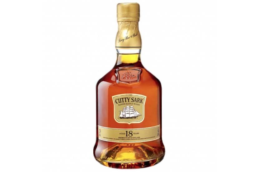 Whisky Cutty Sark 18 Anos 70 Cl