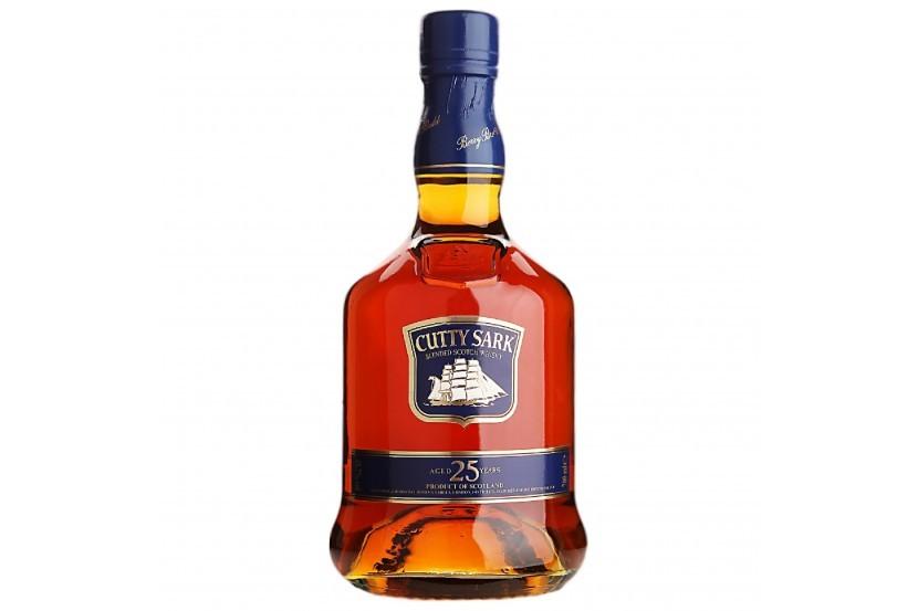 Whisky Cutty Sark 25 Anos 70 Cl