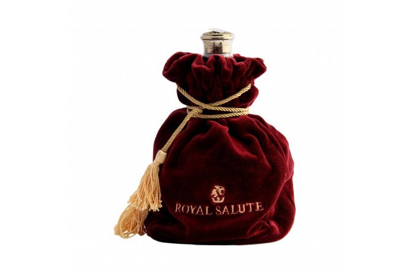 WHISKY CHIVAS ROYAL SALUTE 21 ANOS 70 CL