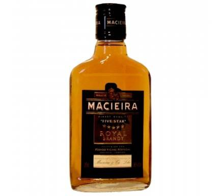 BRANDY MACIEIRA 20 CL
