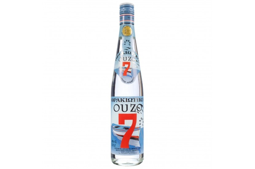 Firewater Ouzo 7 Anos 70 Cl