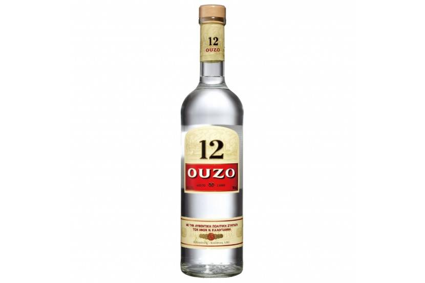Firewater Ouzo 12 Anos 70 Cl