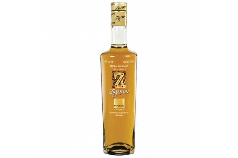 Mezcal Zignum Reposado 70 Cl