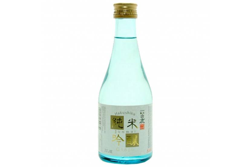 SAKE HAKUSHIKA JUMMAI GINGO 50 CL