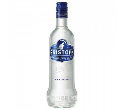 Vodka Eristoff 70 Cl