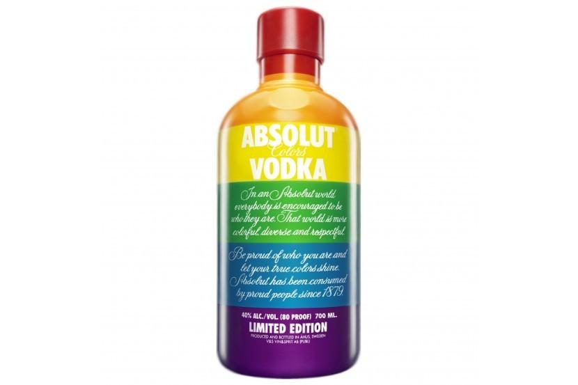 Vodka Absolut Lmt Edition 70 Cl