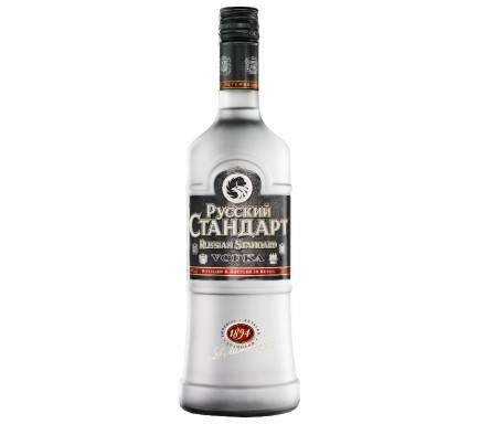 VODKA RUSSIAN STANDARD 70 CL