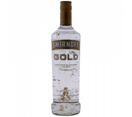 VODKA SMIRNOFF GOLD 70 CL