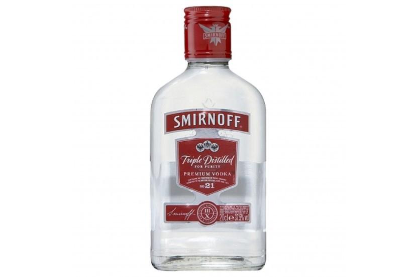 Vodka Smirnoff Red 20 Cl