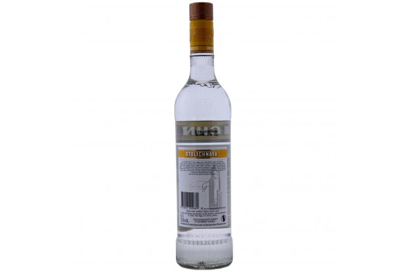 Vodka Stolichnaya Citros 70 Cl