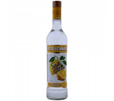 Vodka Stolichnaya Citros 70 Cl