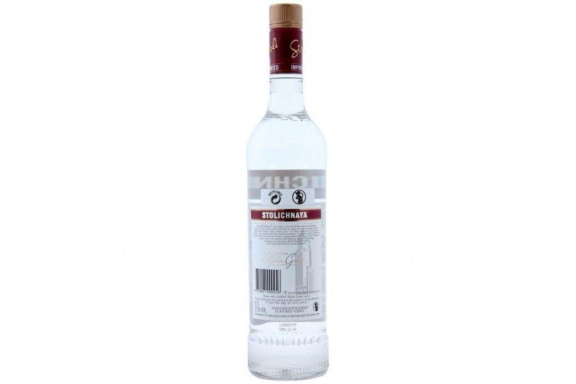 Vodka Stolichnaya Razberi 70 Cl
