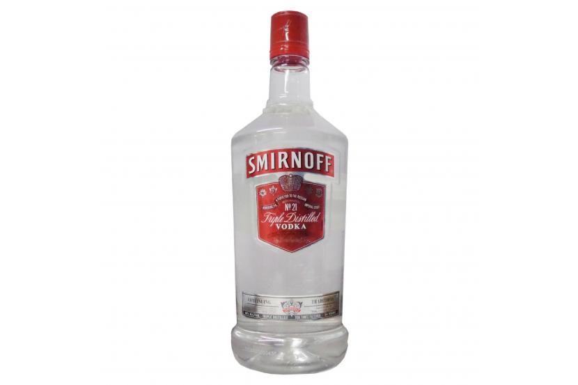 Vodka Smirnoff Red 1.75 L (Pet)
