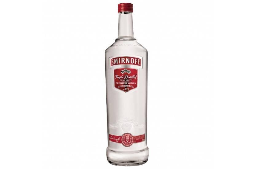 Vodka Smirnoff Red 3 L