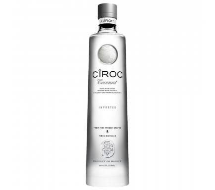 Vodka Ciroc Coconut 70 Cl
