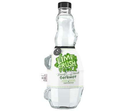 VODKA BEREMOT LIME CRUSH 70 CL