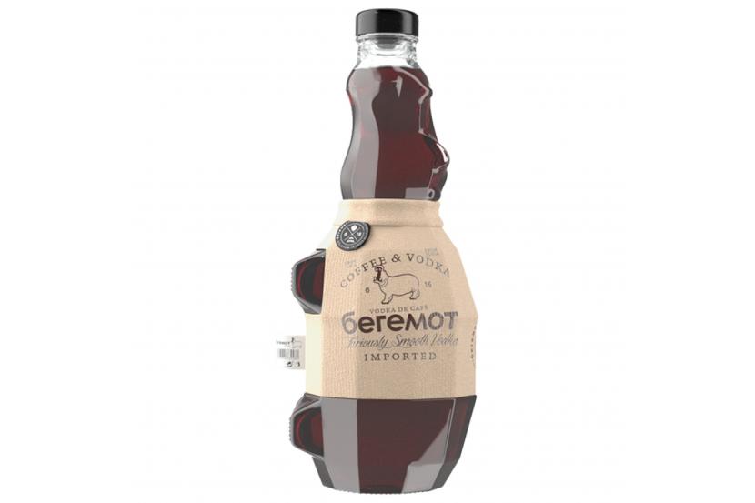 Vodka Beremot Coffee 70 Cl