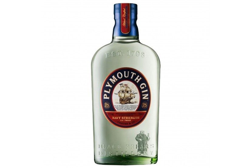 Gin Plymouth Navy 70 Cl