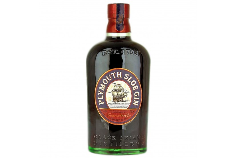 Gin Plymouth Sloe 70 Cl